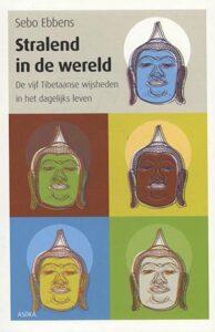 stralend in de wereled De vijf Tibetaanse wijsheden in het dagelijks leven
