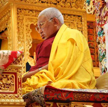 aklung Tsetrul Rinpoche tibetaans boeddhisme
